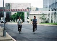 Pyongyang street North Korea_Arno Maierbrugger