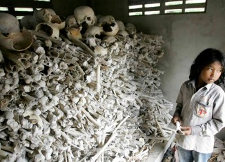Cambodia Launches Khmer Rouge App