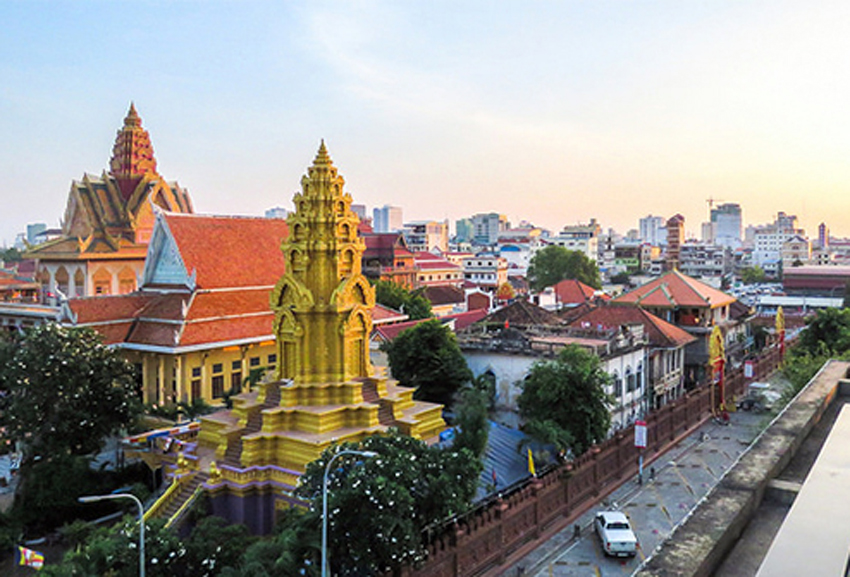 Cambodia Named Cheapest Place To Retire