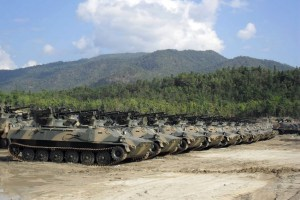 Ukrainian Agency To Build Arms Plant In Myanmar