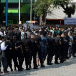 Elections kick off in Thailand with long lines at voting stations