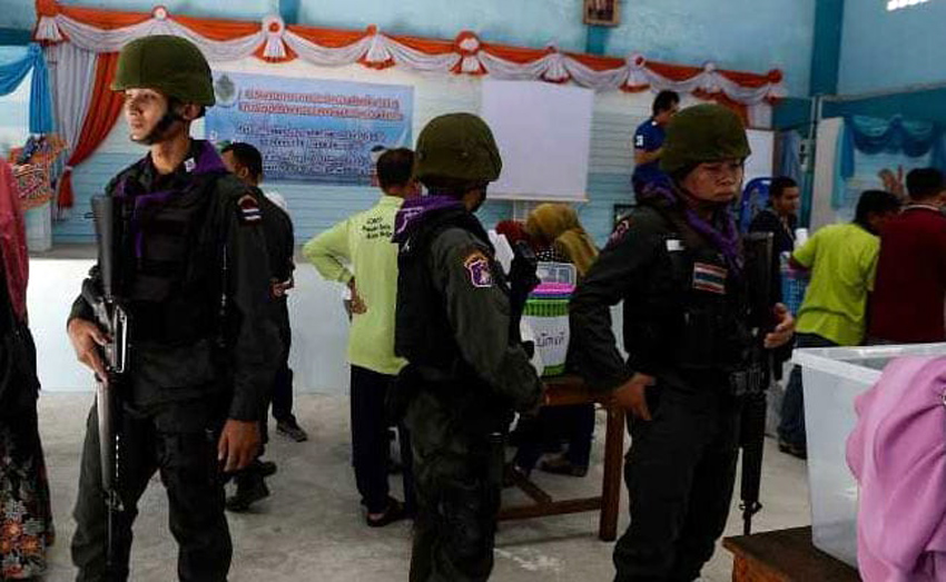 Thai Election: Army-backed Party Takes Surprise Lead