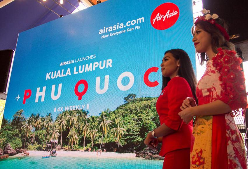 Airasia Drops Plan To Take Off In Vietnam