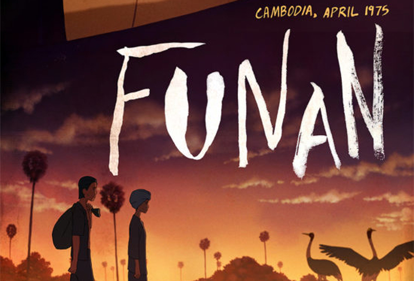 Us Version Of Khmer Rouge Animation Movie To Be Released