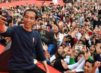 Indonesia Elections: Widodo Leading Comfortably In Early Counts