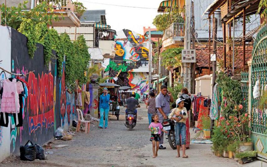Cambodia Reveals Economic Reform Strategy To Counter Eu Threat