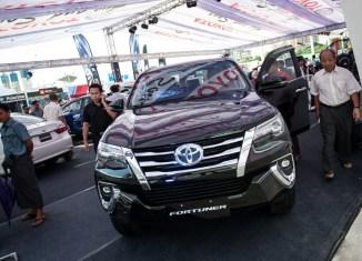 Toyota Plans Car Plant In Myanmar