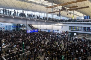 Hong Kong Protests Hit Tourism In Southeast Asia
