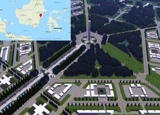 Indonesia Announces Location Of New Capital