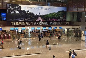 Singapore Launches E-arrival Card For Foreign Visitors