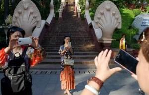 Tourism Arrivals In Philippines, Cambodia Jump