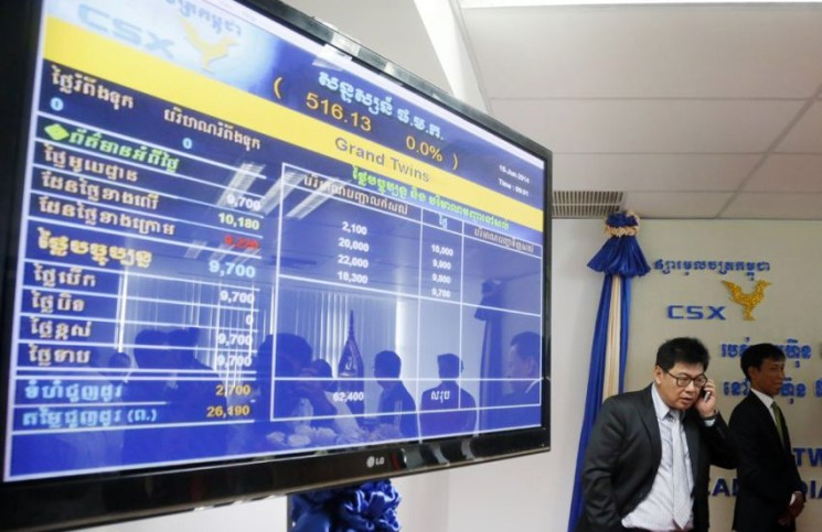 Thailand, Cambodia To Connect Capital Markets