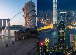 Hong Kong Businesses Consider Move To Singapore: Survey
