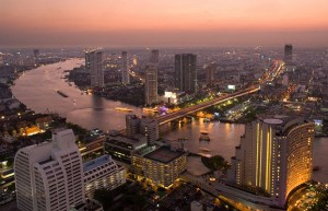 Thailand Hit By Economic Slowdown