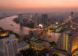 Thailand Hit By Economic Slowdown
