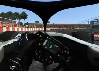 Taking A Virtual Tour Around The Vietnam Formula 1 Circuit