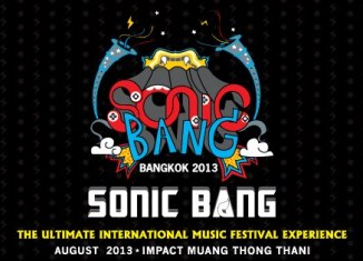 Sonic Bang: Thailand's first international pop music festival