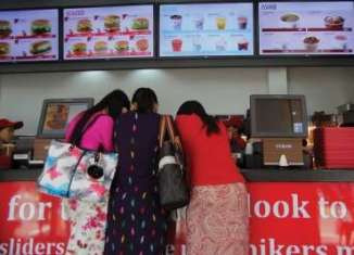 Finally: Myanmar gets its first KFC restaurant