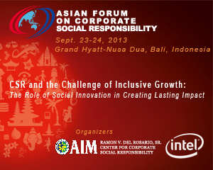 CSR forum sheds light on growth challenges