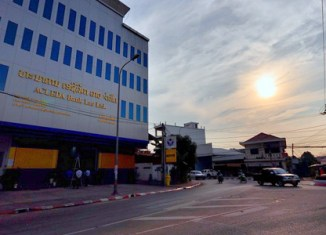 Cambodia's Acleda Bank to expand in Laos, Myanmar