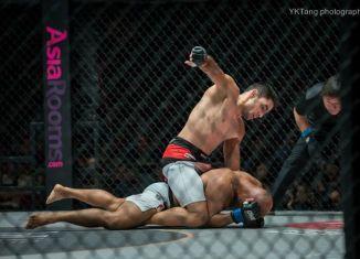 Kuala Lumpur readies for big MMA fight