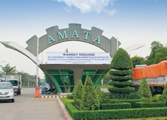 Thailand's Amata invests in Vietnam industrial park