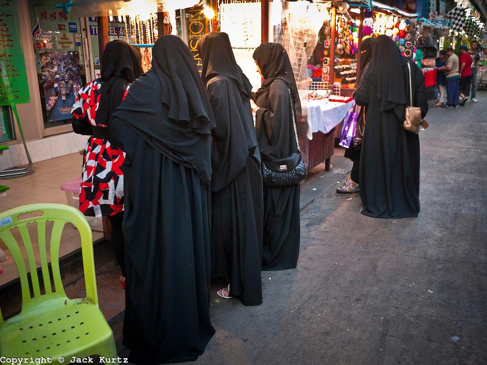 More Saudi tourists to Thailand – despite travel ban