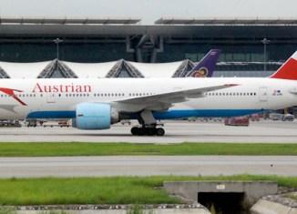 Austrian Airlines seeks Thai flight attendants