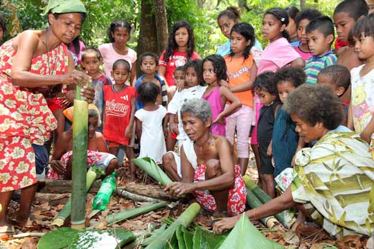Filipino tribe invites tourism investors