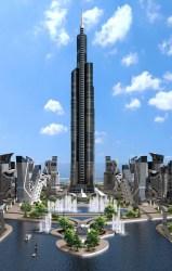 Azerbaijan Tower1