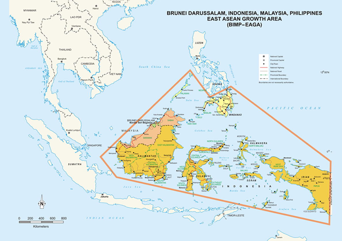 ASEAN's southern grouping gets active
