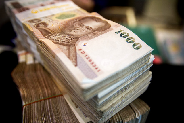 Thailand worried about strong baht