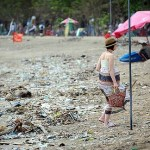 Bali seeks cleanup amid high arrivals
