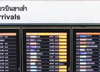 Thai tourism numbers stagnating