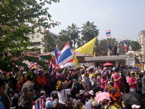 Bangkok Protests12 Dec 9_Arno Maierbrugger