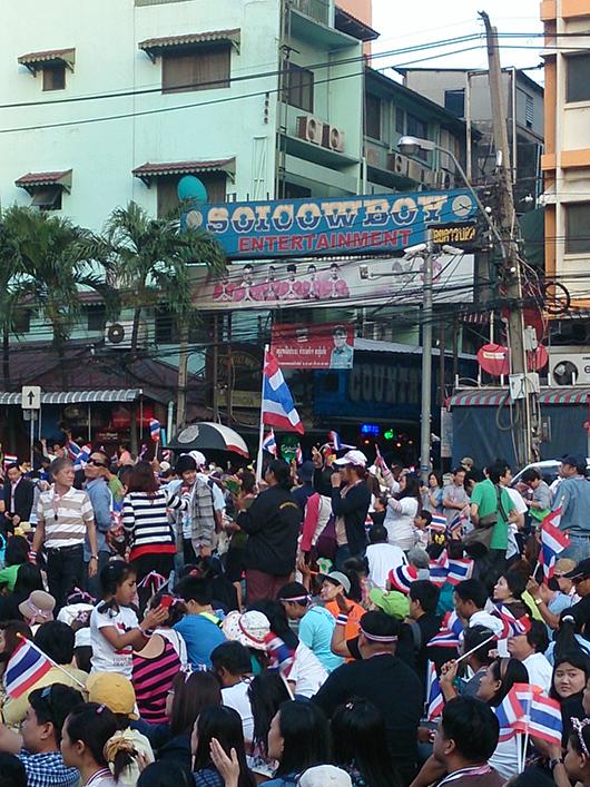 Bangkok protests Dec 22_3_Arno Maierbrugger