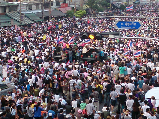 Bangkok protests Dec 22_4_Arno Maierbrugger