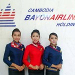China's first overseas airline established in Cambodia