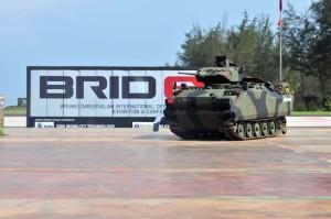 Bridex exhibition