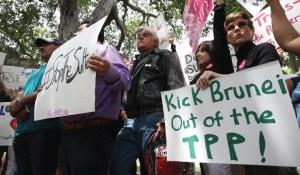 Brunei TPP