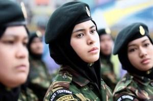 Brunei cadets
