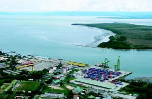 Brunei port
