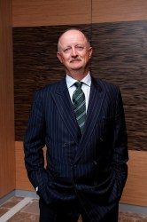 Steve Troop, CEO of Barwa Bank, Qatar