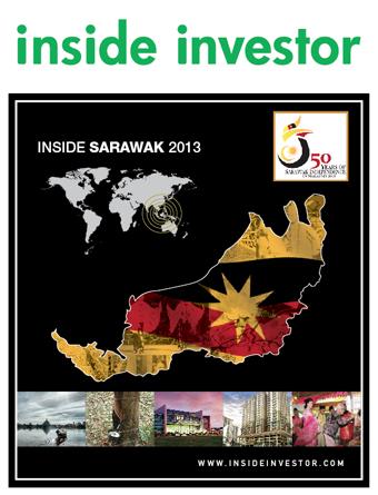 Inside Investor sets focus on Sarawak