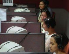 Call center Manila