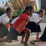 Phnom Penh slum kids' video goes viral