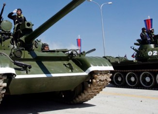 Crisis looming? Soldiers, tanks deployed in Phnom Penh