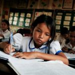 Cambodia education major growth barrier