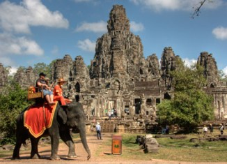 Cambodia's tourism receipts reach $2.5b