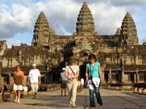 Cambodia-tourism